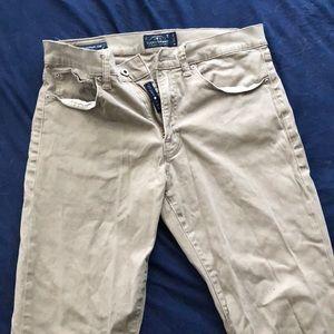 Lucky Brand 98% Cotton 2% Elastane Heritage Slim